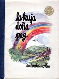 La bruja doña Paz (Antoniorrobles)